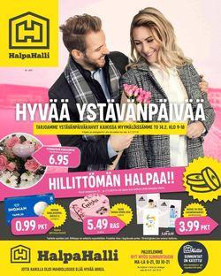 Halpa-Halli Haapajärvi