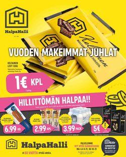 Halpa Halli Haapajärvi Aukioloajat